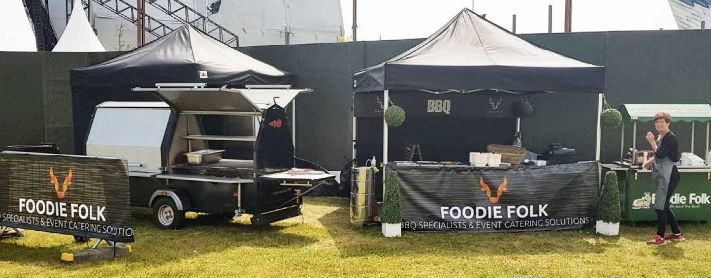 Catering success Stories, Mobile BBQ